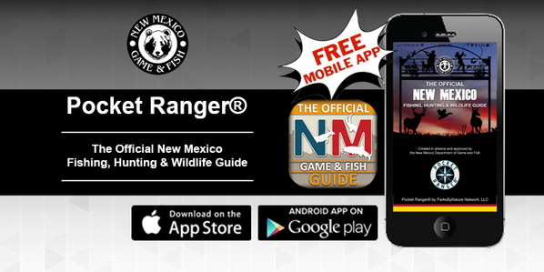 Nm game and fish announces free hunting and fishing mobile app for Utah hunting and fishing mobile app