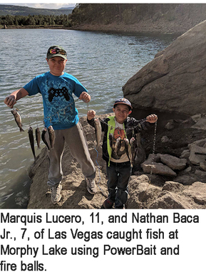 New mexico fishing and stocking reports for may 22 for Ute lake fishing report