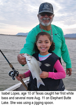 Weekly Fishing and Stocking Report | SantaFeToday com
