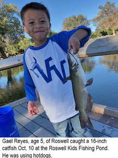 New Mexico fishing and stocking reports for October 16