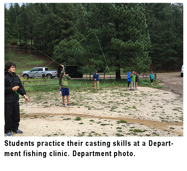 casting practice