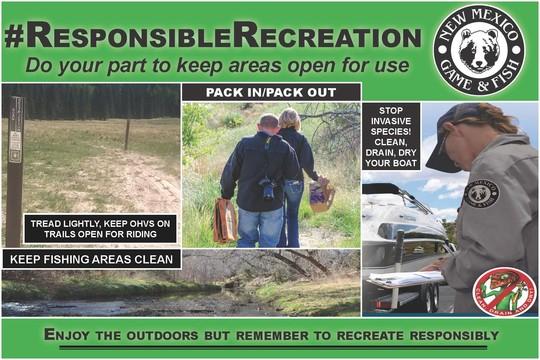 responsible rec