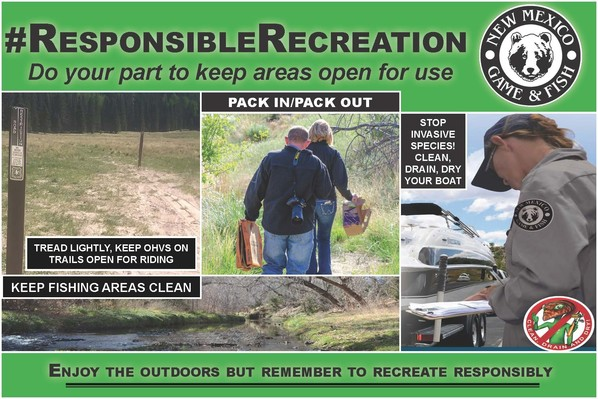 #ResponsibleRecreation