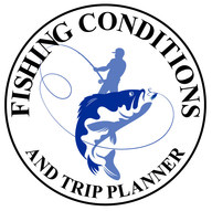 Fishing Conditions and Trip Planner Logo