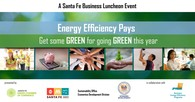 Energy Efficiency Luncheon Announcement