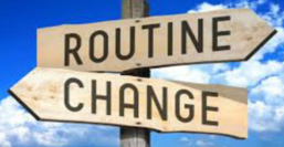 Routine and Change