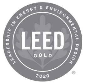 LEED Gold City Certification