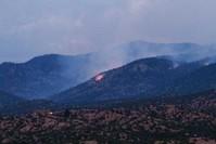 Santa Fe wildfire