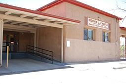 Bennie Chavez Senior Center