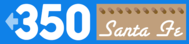 350 Santa Fe logo