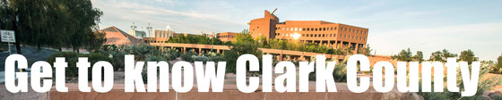 Get to know Clark County