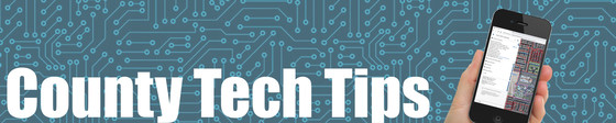Tech Tips Header