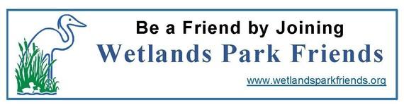 Wetlands Park Friends...Join.