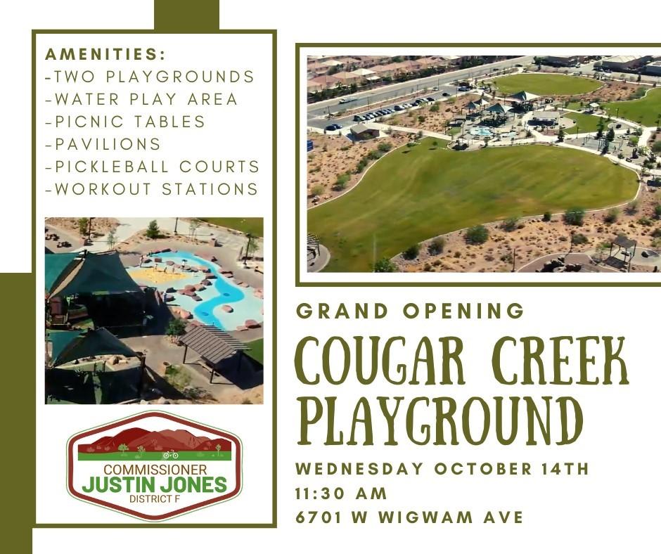 Cougar Creek