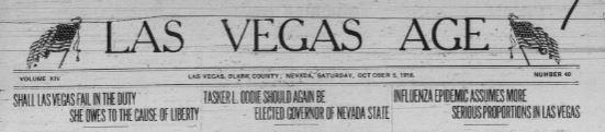 Las Vegas Age