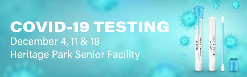 City of Henderson COVID testing