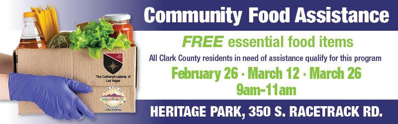 City of Henderson - Community Food Drive