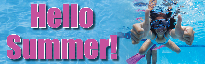 Pools Open for Summer