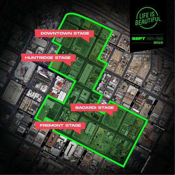 2019 LIB Footprint