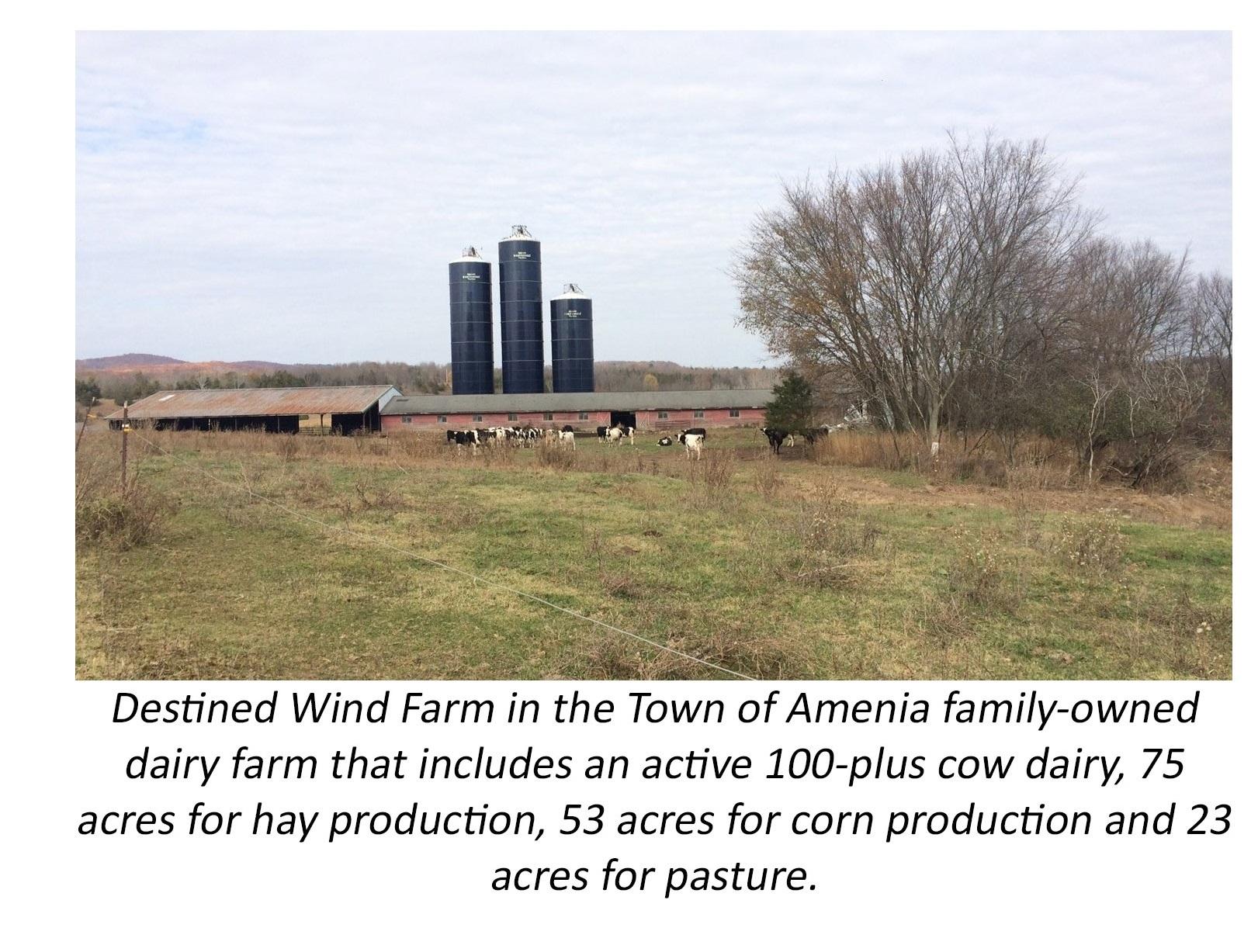 Destined Wind Farm