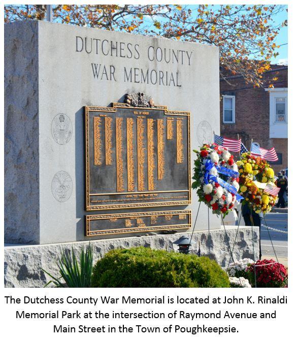 Dutchess County War Memorial