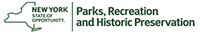 New York Parks, Recreation and Historic Preservation Logo