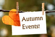 Autumn Events