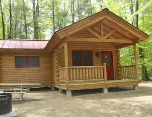 Moreau Cabins