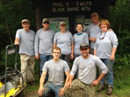 Allegany State Park Volunteers