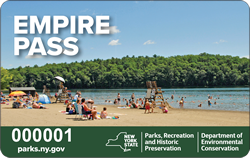 Empire Pass Card
