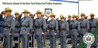 NY State Park Police  Graduation