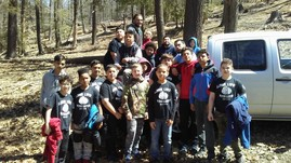 Harriman State Park School Group