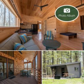 Cabin & Cottage Photo Album
