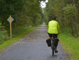 Erie Canal Trail-- Pattersonville
