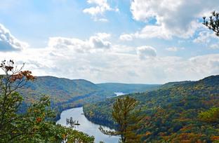 Moreau Lake State Park