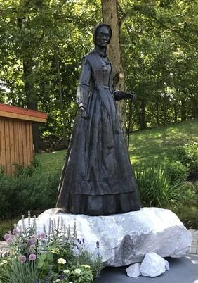 Sojourner Truth sculpture