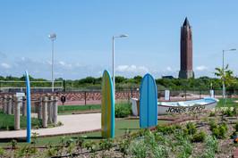Jones Beach West Games Area