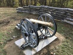 Bennington Battlefield State Park Cannon