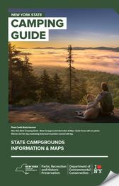 Camping Guidebook Cover