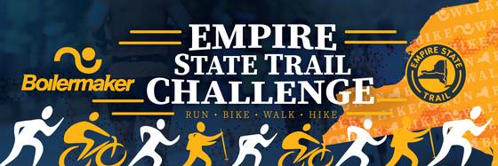 Empire State Trail Boilermaker Challenge logo