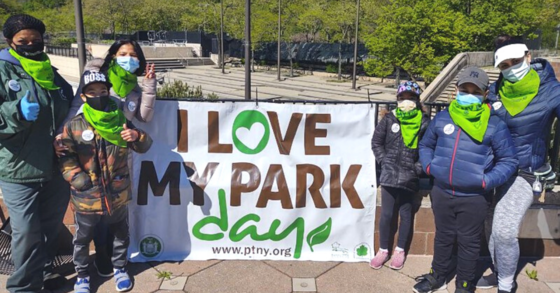 I Love My Park Day 2021