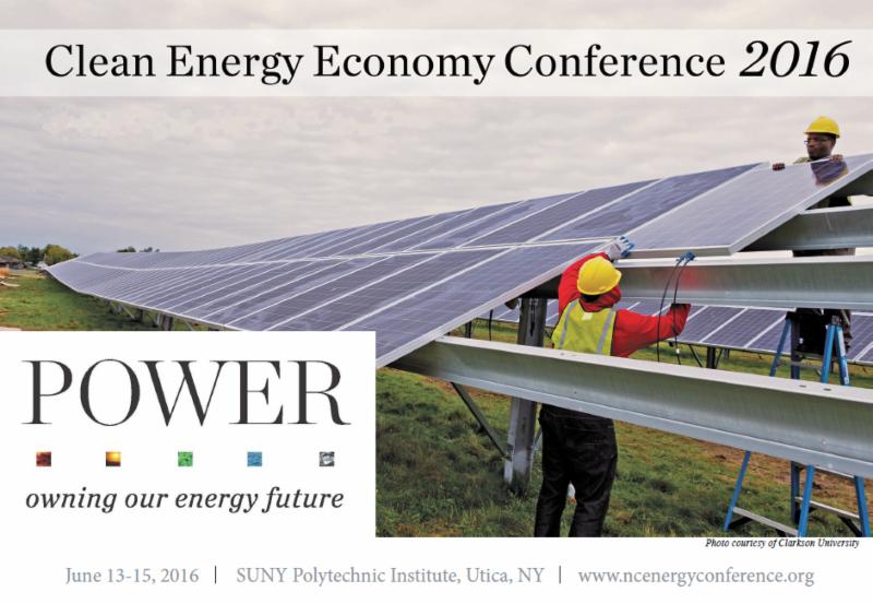 Solar Panels - CEEC 2016