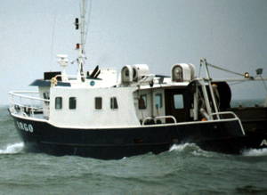 DEC Lake Erie Research Vessel Argo