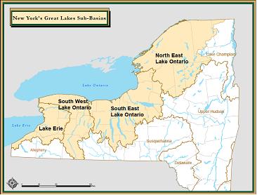 GL Sub basins