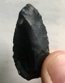 biface projectile point