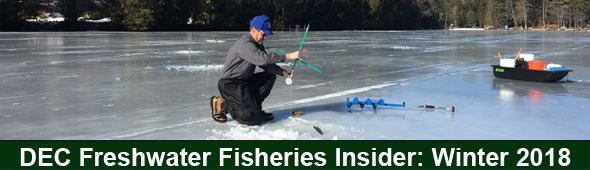 Ice Fishing Banner