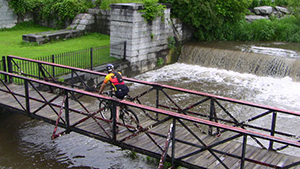 Biking the Erie Canal