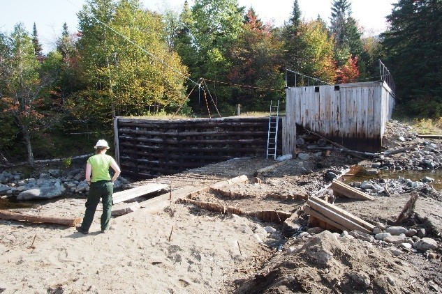 Marcy Dam Removal Project