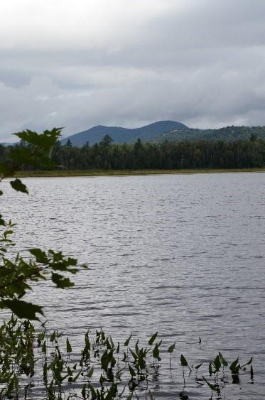 Rock Lake Trail, Blue Mountain Lake, NY