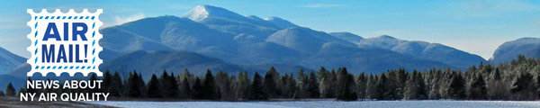 Adirondack High Peaks viewed from North Elba